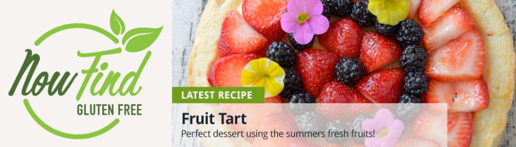 NFGF Banner - Fruit Tart