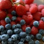 All Natural Berry Glaze