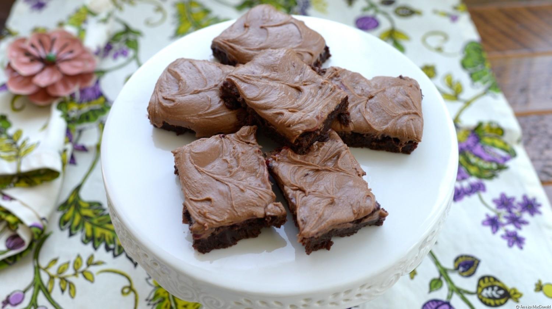 flourless brownies