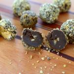 Chocolate Pecan Truffles
