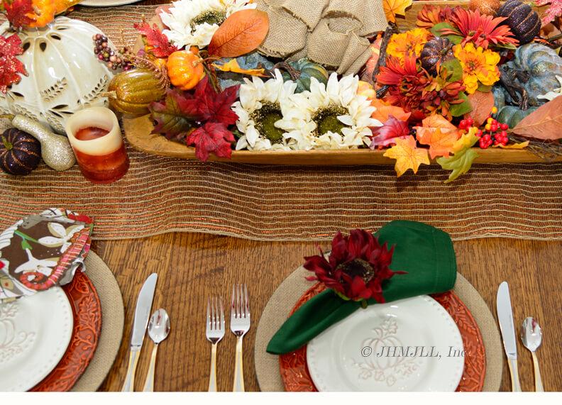 Thanksgiving E-book
