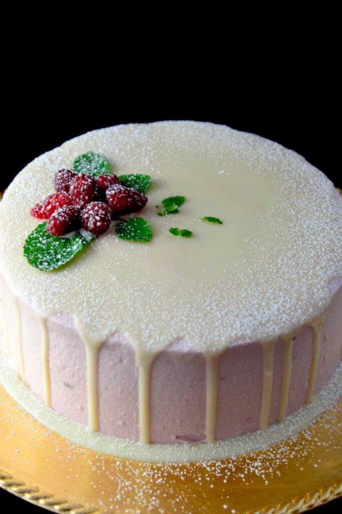 Sugar Plum Fairy Cake