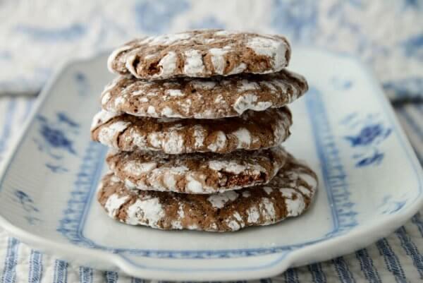 Grain Free Chocolate Cookies